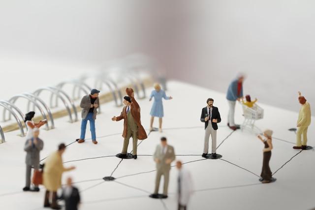 人のネットワーク
